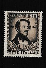 Briefmarken Italien 762 postfrisch, Donizetti