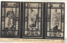 28 - cartolina - CHARTRES - Eglise San Pietra - Smalti ( i 4754)