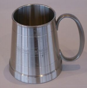 VINTAGE CUB CARLTON & UNITED BREWERIES BUILDING BRANDS ORIENTAL PEWTER MUG