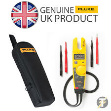 Fluke T5-600 Voltage Continuity Current Tester + C150 Carry Case