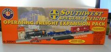 Lionel 6-30041 Santa Fe Southwest Special Operating Freight Expansion O Gauge