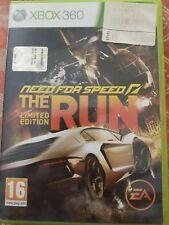 NEED FOR SPEED THE RUN LIMITED EDITION MICROSOFT XBOX360 PAL ITA usato