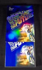 Back to the Future: The Complete Trilogy (Dvd, 2002, 3-Disc Set, Widescreen)
