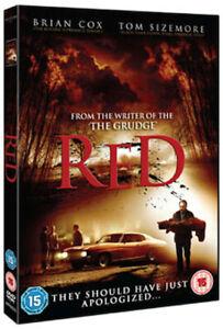 RED DVD [UK] NEW DVD