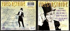 CD 1493  FRED ASTAIRE LET'S FACE THE MUSIC AND DANCE
