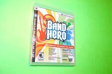 Band Hero (Sony PlayStation 3, 2009) Bundle edition