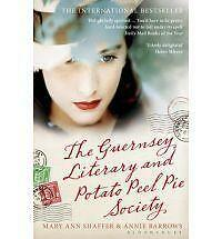 The Guernsey Literary and Potato Peel Pie Society by Annie Barrows, Mary Ann Shaffer (Paperback, 2010)