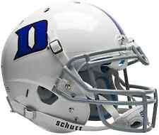 DUKE BLUE DEVILS NCAA Schutt AiR XP Full Size AUTHENTIC Football Helmet