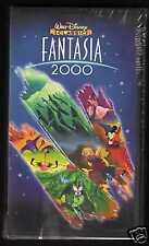 Fantasia 2000 (2000) VHS