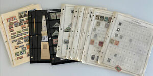 Mozambique Portuguese Colony Postal Stationery Stamps Collection Lot MX1