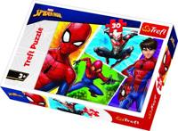 Trefl 30pcs Spiderman Jigsaw Puzzle