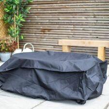 More details for la hacienda premium extra wide firepit cover 112cm x 45cm 60578
