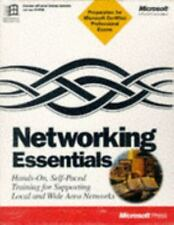 Networking Essentials : Hands-On, Self-Paced Training for Local and Wide Area...