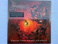 Venom – From The Very Depths ... RED vinyl double LP album ... (New & Sealed)
