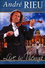 Andre Rieu Live In Vienna DVD Johann Strauss Orchestra
