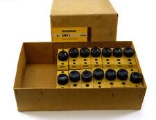 14x Weidmüller SAKS 5 Sicherungsklemme   380V, 63A, 16mm   3594.2