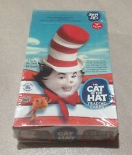 2003 Comic Images The Cat in the Hat - Factory Sealed Box of 24 Packs