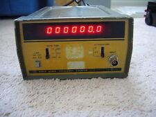 Hewlett Packard  5381A Frequency Counter