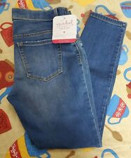 ISABEL MATERNITY SIZE 2 SKINNY FIT CROP LENGTH UNDER BELLY MATERNITY JEANS