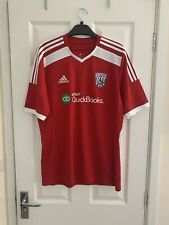west bromwich albion shirt 14/15 Away