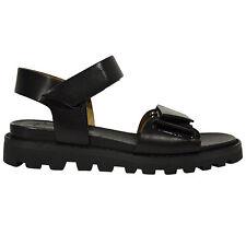 "Marc by Marc Jacobs ""STREET STOMP"" sandali taglia size 40  uk size 7 black"