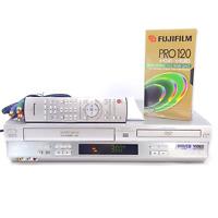 Panasonic NV-VP33GD Combo VHS VCR Recorder DVD Player Region 3 (S Korea) +Remote