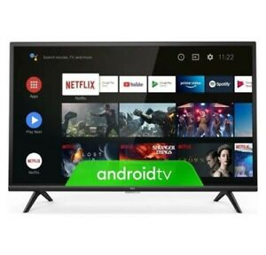 Smart TV 32 Pollici Full HD Televisore LED Cl F Android TV Wifi LAN 32ES570F