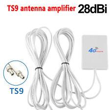 Amplificateur WiFi WiFi d'antenne de connecteur TS9 28 dBi gain de 3G 4G LTE