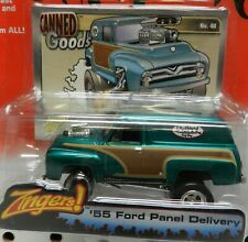 ZINGERS 55 PANEL DELIVERY STREET FREAKS 40 GREEN SURF JL FORD JOHNNY LIGHTNING