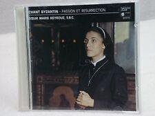 CD Chant Byzantin - Passion Et Resurrection - Religious & Devotional