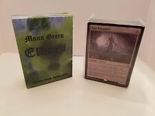MTG Standard  & Theme Decks - Mono Green Eldrazi Magic the Gathering