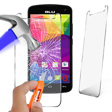 For BLU Studio X8 HD - Genuine Tempered Glass Screen Protector