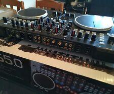 Dj american audio vms 5, dj controller, virtual dj, 6 channel mixer, dvs, midi