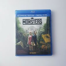 Monsters (Blu-ray Disc, 2011, Canadian) Special  Edition