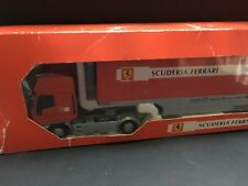 Old Cars - Iveco Stralis - Ferrari Team Truck - 1:43