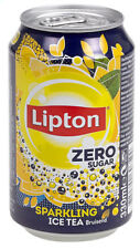 24 DOSEN ORIGINAL LIPTON ICE SPARKLING ZERO JE 0,33L € 16,99