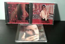 Lot of 3 Bruce Springsteen CDs: Lucky Town, Human Touch, The Wild