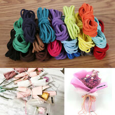 Thread Bracelet  DIY Craft Handmade Rope Jewelry making  Leather Cord Suede