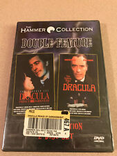 Hammer Coll. 2X Feature Dracula Prince Of Darkness/Satanic Rites Of- DVD New OOP