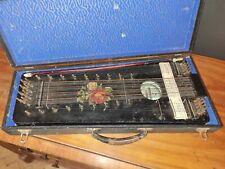 Altes Musikinstrument Geigenlaute  Geigen Laute Zither Riller's Koffer