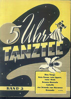 5 Uhr Tanztee Band 3
