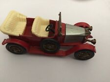 Matchbox Yesteryear 1914 Vauxhall 'Prince Henry' No. Y2 Diecast Model Car