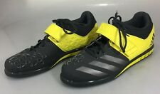 Adidas Men's Powrlift  3 Gray/Lemon Peel Sneakers Kicks Mens US 10.5 UK 10
