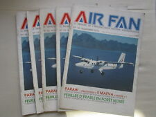 AIR FAN 13 CANADA RCAF LUFTWAFFE DROLE DE GUERRE ETOM 82 BREGUET 763 POLYNESIE