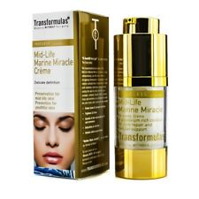 Transformulas Mid-Life Marine Miracle Creme 15ml Moisturizers & Treatments