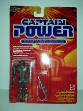 CAPTAIN POWER BLASTARR GROUND GUARDIAN MISC 1987 Mattel Giocattoli Action Figure