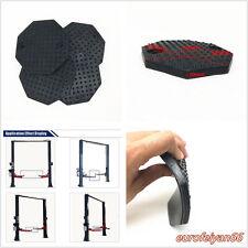 4 Pcs/Set Vehicle Lift Accessories Heavy Duty Octagon Rubber Arm Pads Universal
