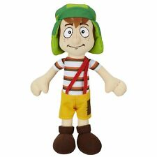 "Brand New Peluche El Chavo 12"" Plush Doll - Jakks Pacific- Authentic Licensed!"