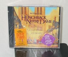 The Hunchback of Notre Dame ( Soundtrack CD) Disney New-Read