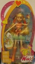 2005 Winx Club STELLA Doll New in Box Very Rare Hard to find Orange Outfit
